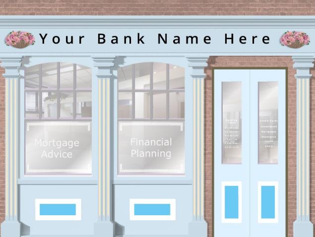 Bank Murals