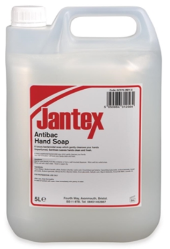 Hand Soap and Sanitisers
