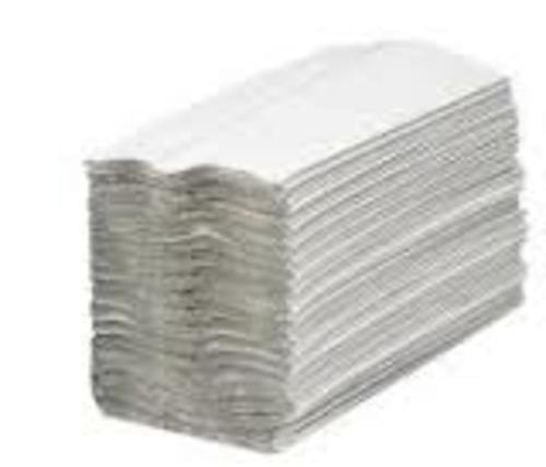 Recycled Hand Towels Z Fold White 2 ply case