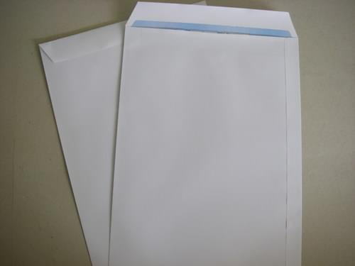 Recycled White C4 Envelopes pack 250