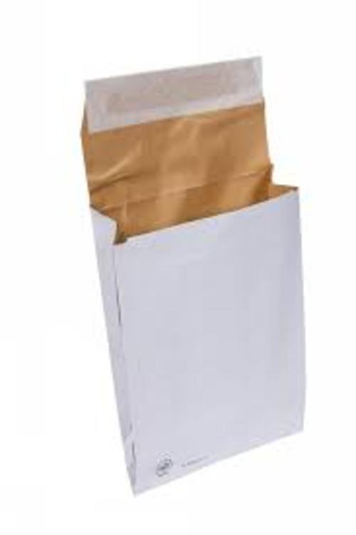 Recycled Light Padded Gusset Envelopes C4 pack 100