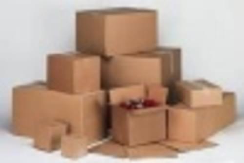 Single Wall  Cartons 127mm x 127mm x 127mm Pack 25
