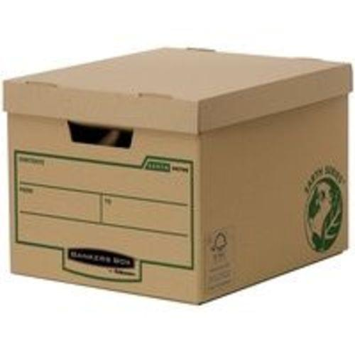 Earth Series Heavy Duty Storage Boxes x 10