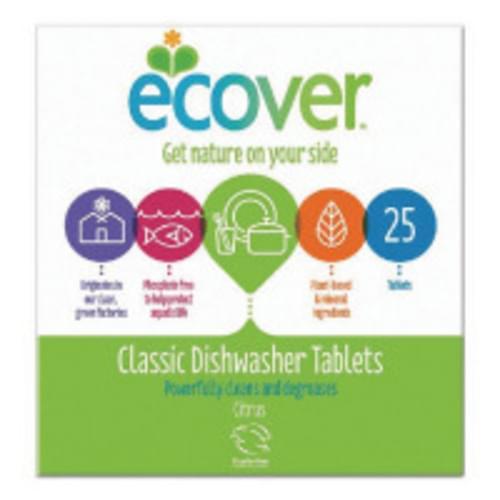 Ecover Dishwasher Tablets x 25 tablets