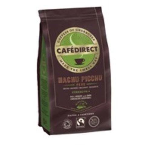 Cafedirect Organic Ground Machu Picchu Coffee 227g