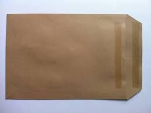 Recycled Brown Manilla C3 Envelopes pack 125