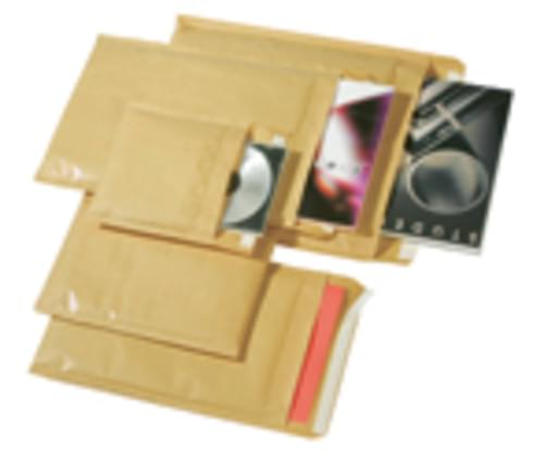 Light Recycled Padded DVD Mailers x 25 - OUT OF STOCK
