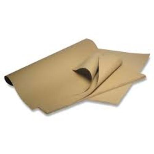 large Recycled Brown Kraft Paper Sheets 750mm x 1150mm pack 50