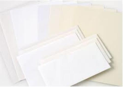 Recycled Croxley Heritage Bright White Wove DL Envelopes X 500 - ON REQUEST