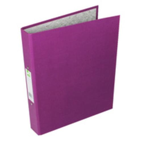 Recycled Ring Binders Purple x 10