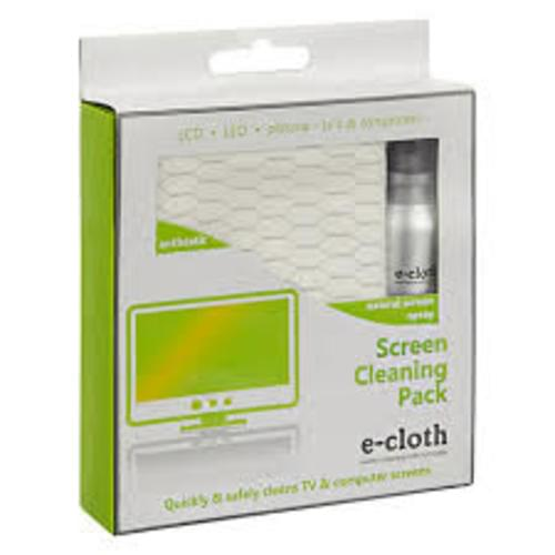 E Cloth Screen Cleaning Pack
