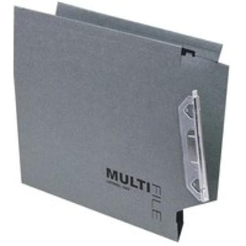 Multifile Recycled 330m width Lateral Files Green X 50