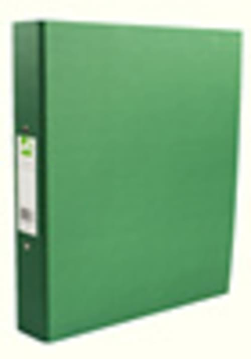 Recycled Ring Binders Green x 10