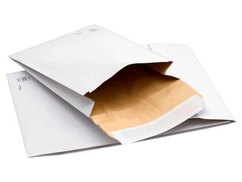 Recycled Light Padded Gusset Envelopes C5 pack 100