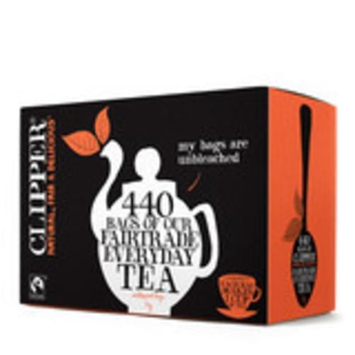 Clipper Fairtrade Tea Bags x 440