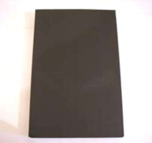 Recycled Black Card A4 270gsm 50 sheets