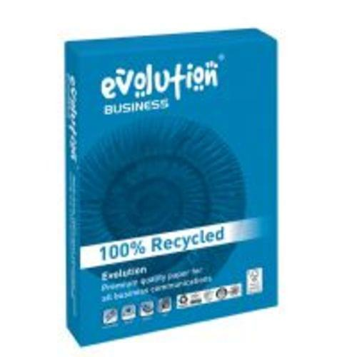 Evolution Business Hi-White Recycled A4 170gsm 250 sheets