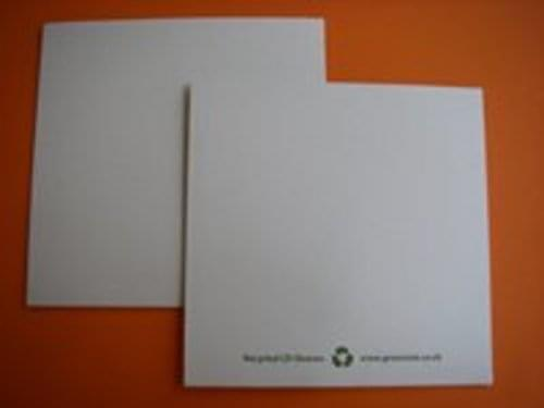Recycled Card CD Sleeves x10