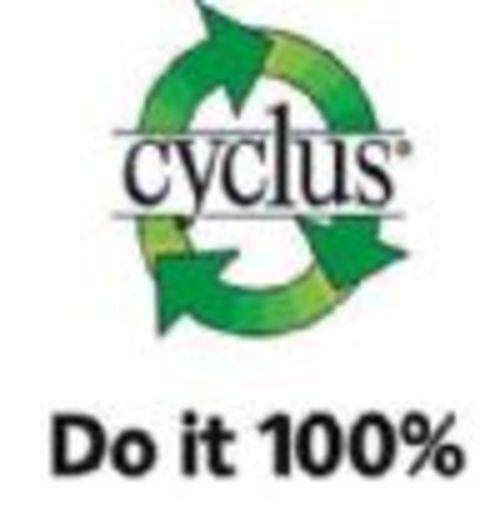 Cyclus Natural White 100% Recycled 200gsm Card A3 x 250 sheets - only 1 pack left in stock