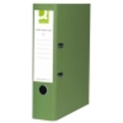 Recycled Lever Arch Files Green x 10