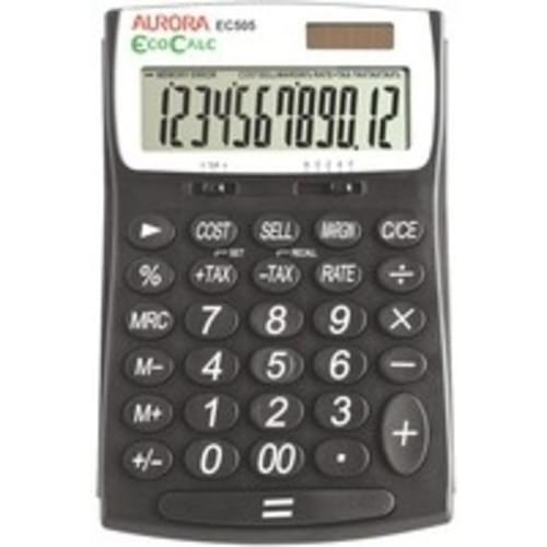 EcoCalc Recycled Desktop Calculator