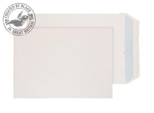 Recycled White C5 Envelopes self seal pack 500