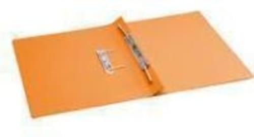 Recycled Spirosort Spring File Orange x 25