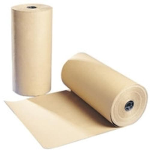 Recycled Brown Kraft Paper Roll 750mm x 25 meters