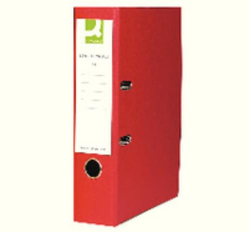 Recycled Lever Arch Files Red x 10
