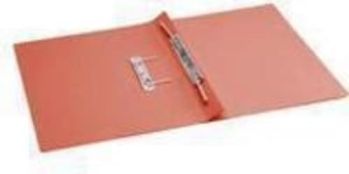 Recycled Spirosort Spring File Red x 25