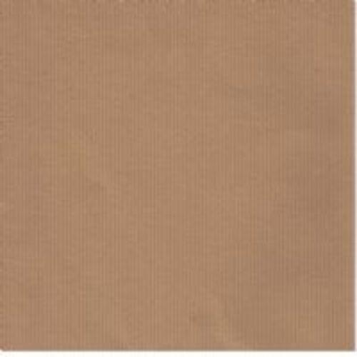 Brown Ribbed Kraft Recycled Card A3 300gsm x 250 sheets