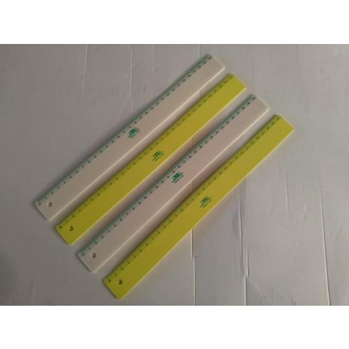 Biodegradable Corn Starch 12in (30cm) Ruler