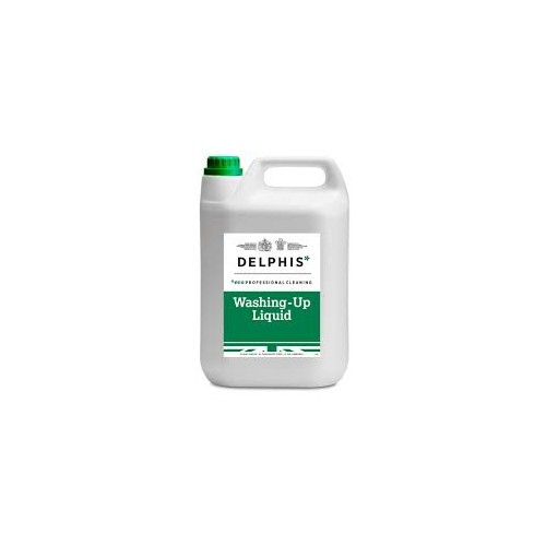 Delphis Eco Washing Up Liquid 5ltr x 2