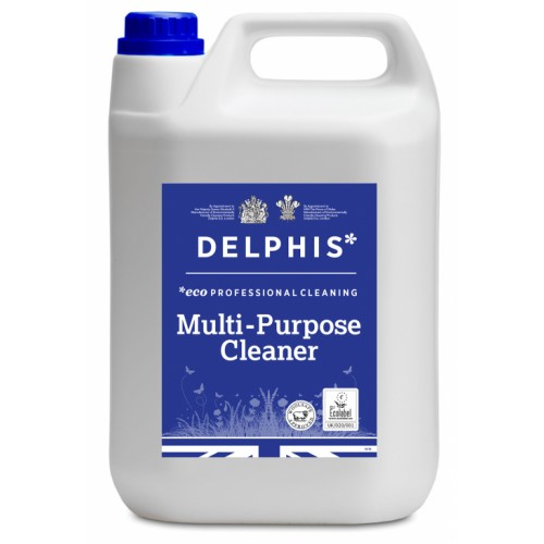 Delphis Eco Multi Surface and Floor Cleaner 5ltr x 2