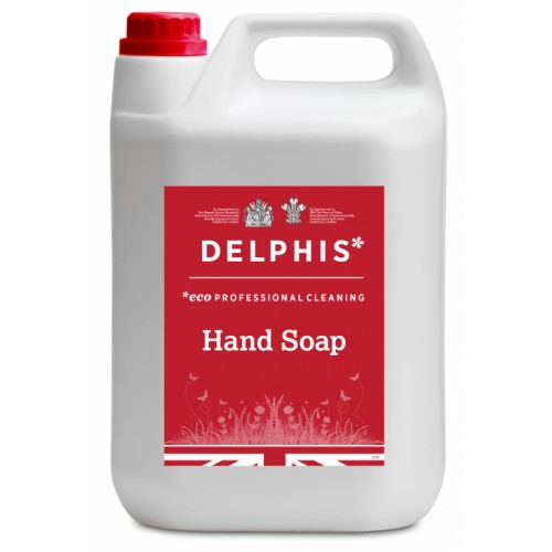 Delphis Eco Hand Wash 5ltr  x 2