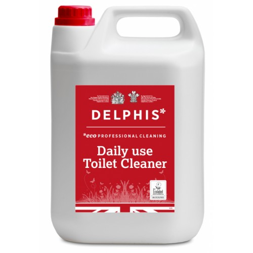 Delphis Eco Toilet Cleaner 5ltr x 2