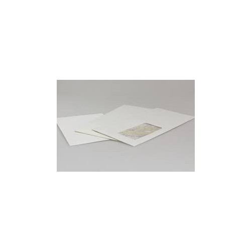 Recycled Map DL Window Envelopes x 50