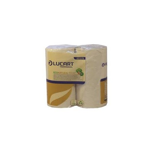 ECO NATURAL Havana Maxi Recycled Kitchen Towel x 2 rolls
