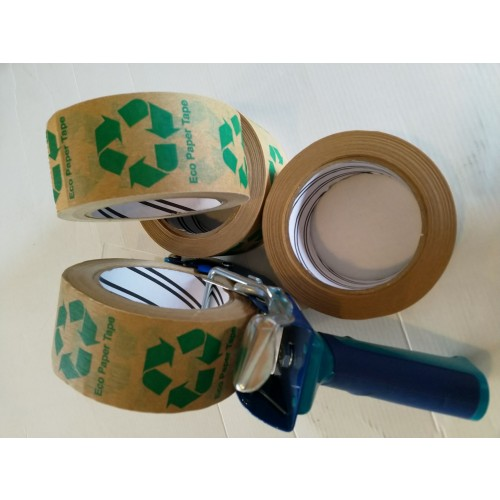 Printed Eco Paper Packing Tape