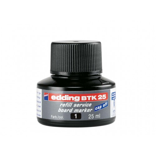 Edding Whiteboard Marker Refill Ink BTK25 - please specify colour