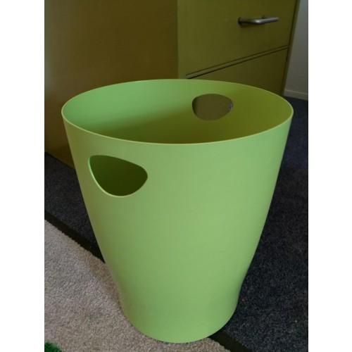 Forever Recycled Wastebin Green