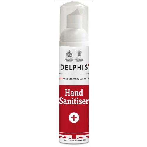 Delphis Eco 200ml Hand Sanitiser Foam - refillable bottle