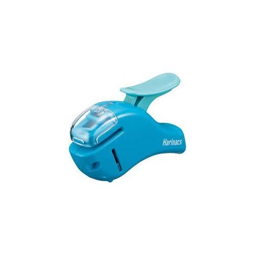 Harianics Alpha Pocket Stapleless Stapler Blue, Green or Navy