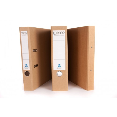 Natural Brown Recycled Lever Arch file A4 OUT OF STOCK