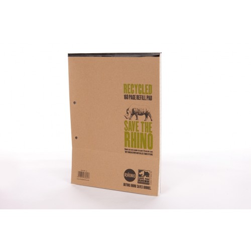 Rhino Recycled Refill Pad pack of 5