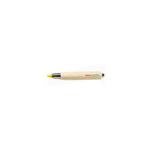Beechwood Clutch Highlighter Marker Yellow