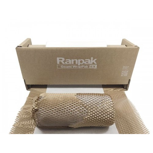 WrapPack Packaging Papers + Dispenser 50cm x 135m
