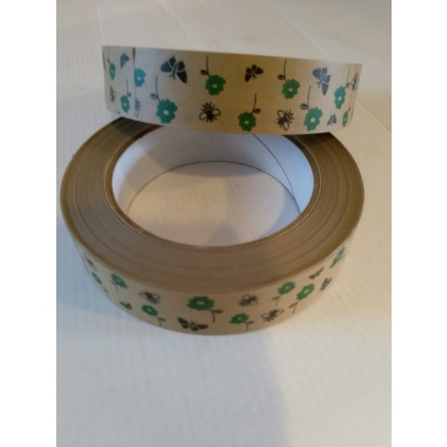 Nature Eco Brown Paper Tape 25mm x 50m