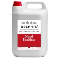 Delphis Eco 5 litre Hand Sanitiser Foam x 1 - back in stock end May