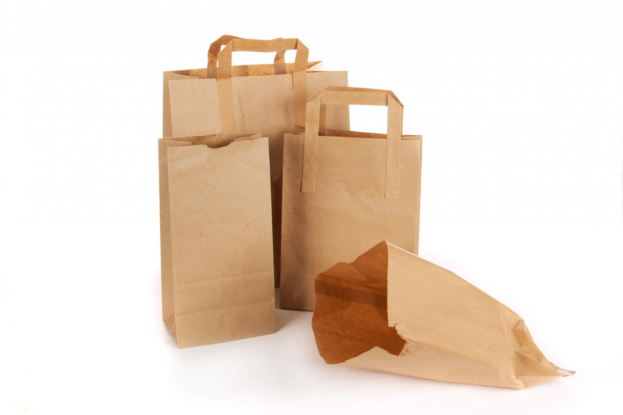 Recycled & Biodegradable Bags